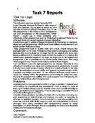 the advantages and disadvantages of the internet gcse ict  ocr gcse business amp amp communication task 7 report