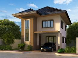 pinoy house plans 2016004 perspective