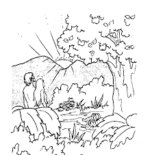 Small Picture Printable adam and eve coloring pages ColoringStar