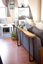 Sofa Table Diy Create Your Own Diy Sofa Table That Crazy Yard Sale Lady