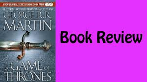 book review a song of ice and fire books