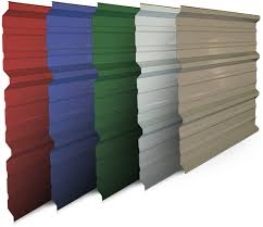 a variety of valspar coating options and colors to compliment any home or building you pick the panel color we ll do the rest