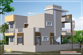 Small Picture Modern house plans designs in india
