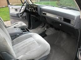 Blazer 97 chevy blazer for sale : Chevrolet Blazer K5 Interior - image #1