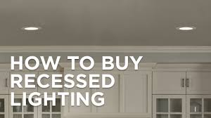 Choosing Recessed Lighting Size How To Buy Recessed Lighting Buying Guide Lamps Plus