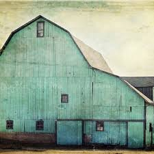 >shop mint green shabby chic on wanelo aqua barn 8x12 fine art photography farm country shabby chic mint green blue rustic vintage home
