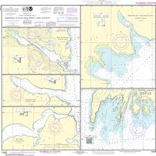 Chatham Harbor Tide Chart Noaa Nautical Chart 17336 Harbors In Chatham Strait And Vicinity Gut Bay Chatham Strait Hoggatt Bay Chatham Strait Red Bluff Bay Chatham