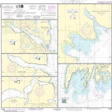 Chapin Beach Tide Chart Noaa Nautical Chart 17336 Harbors In Chatham Strait And Vicinity Gut Bay Chatham Strait Hoggatt Bay Chatham Strait Red Bluff Bay Chatham