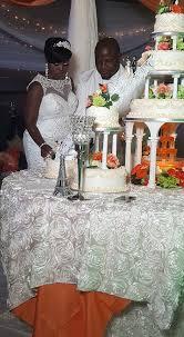 Weddings Trends: Wedding Trends Celebrates Jeneba and Albert Jallah