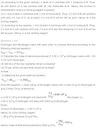 ncert solutions for class 11th chemistry chapter 1 some basic concepts of chemistry