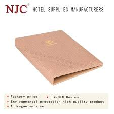 leather 3 ring binder personalized custom leather covers hotel guest directory beautiful 3 ring binders