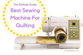 Best Small Sewing Machines