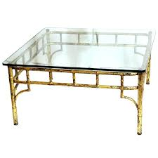 faux bamboo coffee table faux bamboo coffee table ideal for interior decor gilded iron bamboo glass topped cocktail table plus faux bamboo coffee table for