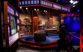 Tv Talk Show Stage Design
