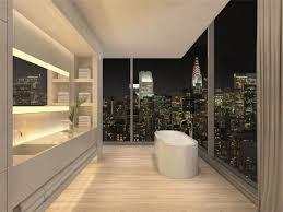 modern master bathroom. Bathroom Marble Tile Wall Flooring Small Corner Sink White Ceramic Bowl With Mirror Top Walnut Modern Master