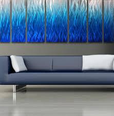 blue flame 68 x24 large modern abstract metal wall art sculpture blue on blue abstract metal wall art with blue flame 68 x24 large modern abstract metal wall art sculpture