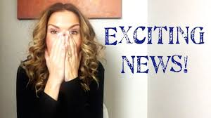 Image result for exciting news images