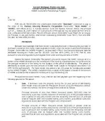 Promissory Note Template Word Mortgage Doc Form Free Leave Ms