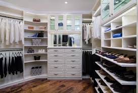 led closet lighting. White Thermally Fused Laminate With Raised Panel Foil Fronts And LED Lighting Traditional-closet Led Closet R