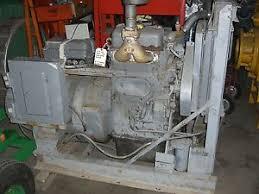 3 phase diesel generator diesel generator set detroit 2 71 12kw 3 phase 230v