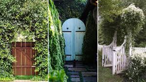 Garden Gate Design Ideas 17 Best Garden Gates Ideas For Beautiful Garden Gates