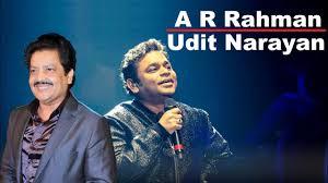 A R Rahman Udit Narayan Magic - Sahara In Palkon Ko Do | Romantic Melody -  YouTube
