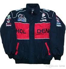 gsn nascar motorcycle racing jacket for holden gsv yamaha ngk car f1 moto racing team jackets fia formula 1 world championship jack daniels jackets