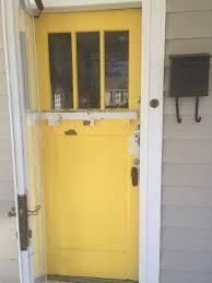vine craftsman style door re
