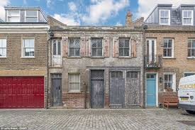 Another Blair House Cherie Pays £1m Cash For Mews Home Thatu0027ll Be Mews Home