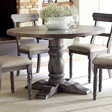 rustic round kitchen table. Improbable Round Kitchen Dining Table And Chairs Good Looking Rustic Room Sets Farmhouse L E