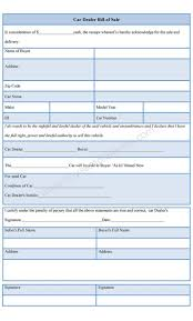 17 best ideas about s template car s blank sample car dealer bill of template is available online in both ms word and