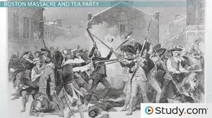 Causes Of The American Revolution Events Turning Points