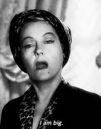 Image result for gloria swanson in sunset blvd