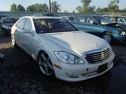 Rear Fuse Box Block 2215450801 Mercedes S550 W221 2007 W216