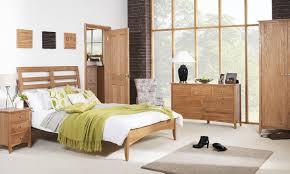 Oak Bedroom Furniture Uk Edward Hopper Oak Furniture Bedside Table Chest Of Drawers