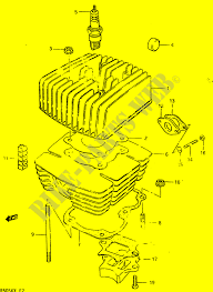 cylinder engine transmission zr50skx 1999 zr 50 moto suzuki suzuki zr 50 wiring diagram suzuki moto 50 zr 1999 zr50skx engine transmission cylinder
