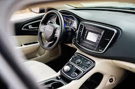 2015 chrysler 200 limited interior. 2015 chrysler 200 limited interior image fca