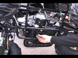 chinese atv oil change how to youtube eagle atv parts at Tao Tao Atv Parts Diagram
