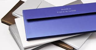 Invitation Envelopes, All Envelope Sizes For Invitations - Lci Paper