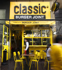 Restaurant Design Ideas Fast Food Restaurant Interior Design Classic Burger Joint Decodir