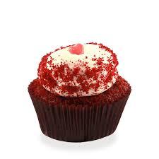 19 Transparent Cupcake Red Velvet Huge Freebie Download For
