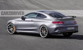 The optional amg aerodynamics package for the c 63 coupé provides an even sportier look: The 2019 Mercedes Amg C63 R Is A Car Worth Waiting For Feature Car And Driver