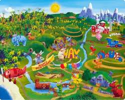 Word World Birthday Party Word World Party Supplies