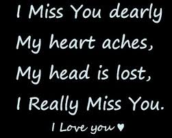 35+ I Miss You Quotes For Your Loved Ones | Picpuddle via Relatably.com