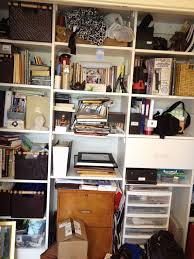 office closets. Home Office In Closet. Splendid Closet - Before And After Organizer Image Closets D