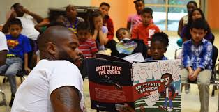 74 Interview: How Retired Football Player Wade Smith Has Dedicated His  Post-NFL Career to Tackling Bullying and Illiteracy | The 74