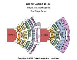 Grand Casino Biloxi Tickets And Grand Casino Biloxi Seating