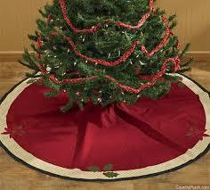 95 Best Christmas Tree Skirts Images On Pinterest  Christmas Tree Christmas Tree Skirt Clearance