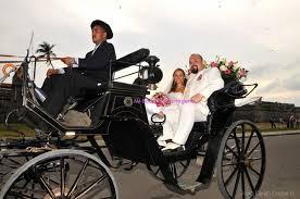 Resultado de imagen para coche carruaje boda cartagena