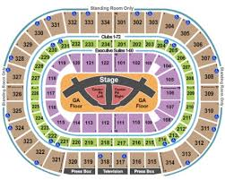 United Center Tickets And United Center Seating Charts
